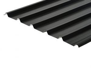 32/1000 Box Profile 0.7 PVC Plastisol Coated Roof Sheet