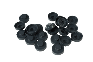 HC19 19mm colour cap (Pack of 100)