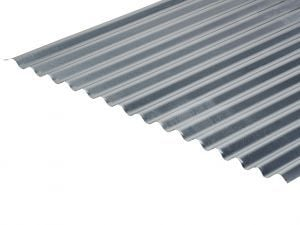 13/3 Corrugated 0.5 Thick Galvanised Roof Sheet