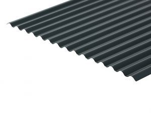 13/3 Corrugated 0.7 Thick Polyester Paint Coated Roof Sheet