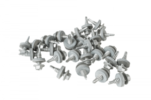 22mm stitcher screws with a w 16mm bonded washer (Pack of 100)