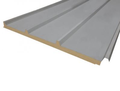 36/1000 Insulated Panel 40mm thickness Goosewing Polyester Roof Sheet