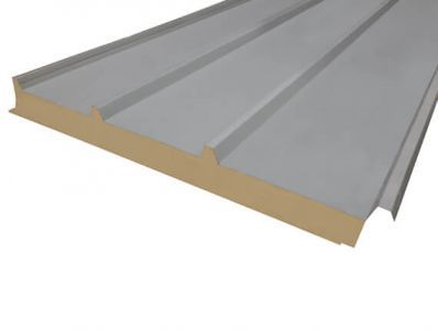 36/1000 Insulated Panel 80mm thickness Goosewing Polyester Roof Sheet