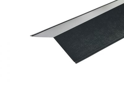 130º Ridge Flashings in PVC Plastisol Finish in 3m 200mm x 200mm