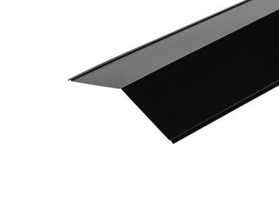 130º Ridge Flashings in Polyester Paint Finish - 3m 200mm x 200mm
