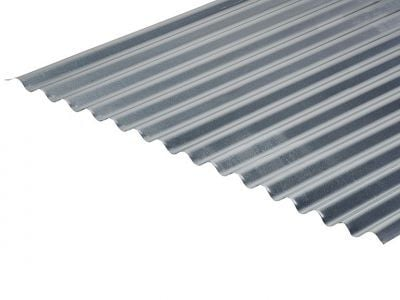 13/3 0.7 Thick Galvanised Corrugated Roofing Sheets