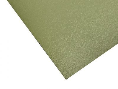 3m Flat Sheet 0.7mm thickness in Moorland Green