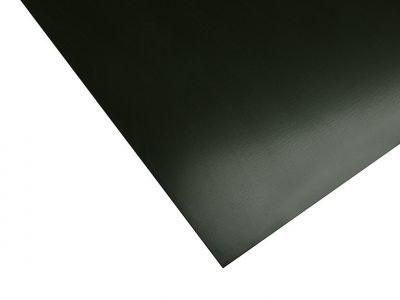 Polyester Paint Coated 0.7mm thick Flat Sheets 3m length