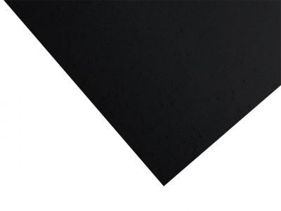 3m Flat Sheet 0.7mm thickness in Black