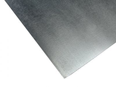 Galvanised 0.7mm thick Flat Sheets 3m length