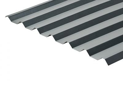 34/1000 Box Profile 0.7 Thick Galvanised Roof Sheet