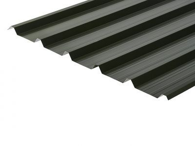 32/1000 Box Profile 0.5 Thick Polyester Paint Coated Roof Sheet