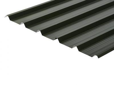 CLEARANCE - 10ft 32/1000 0.5 juniper green polyester sheets