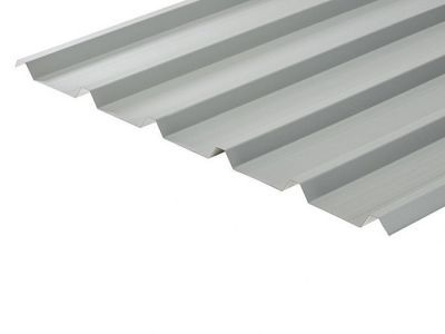 CLEARANCE - 12ft 32/1000 0.5 light grey polyester sheets