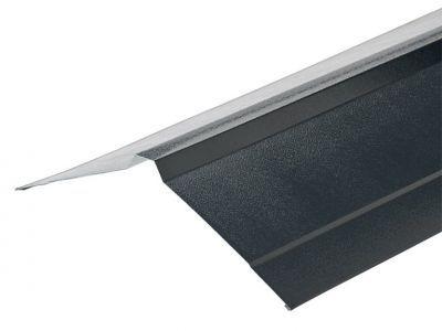 Nordic Ridge in Anthracite PVC Plastisol Finish in 3m 195 x 195mm
