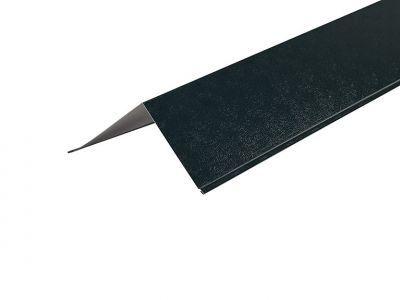 Barge Flashings 3m  200 x 200mm in Slate Blue - PVC Plastisol finish