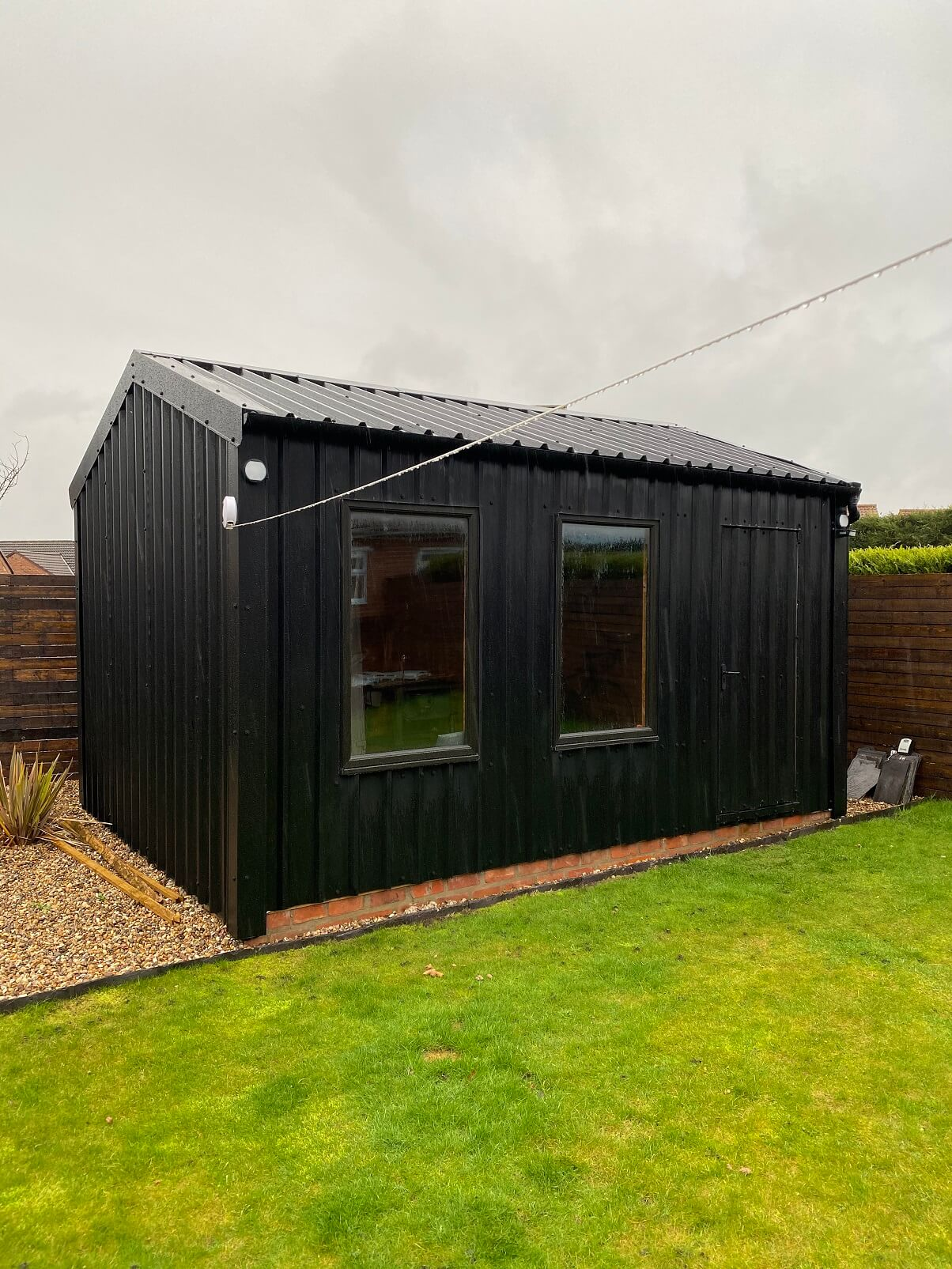 Ideal for any style of roof, barns, homes and garden sheds
