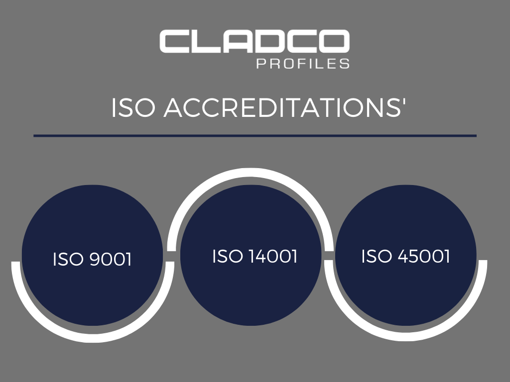 A Companies Journey in obtaining all three ISO accreditations