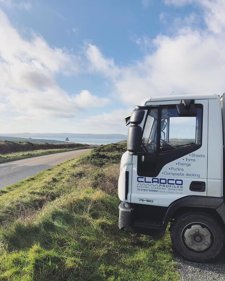 From Cornwall to Scotland, Cladco Delivers