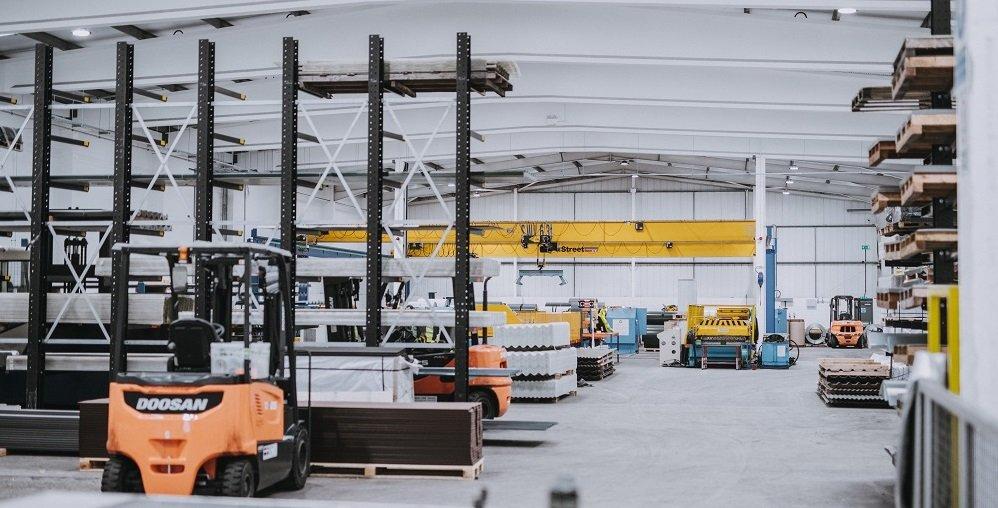 Cladco Profiles Warehouse