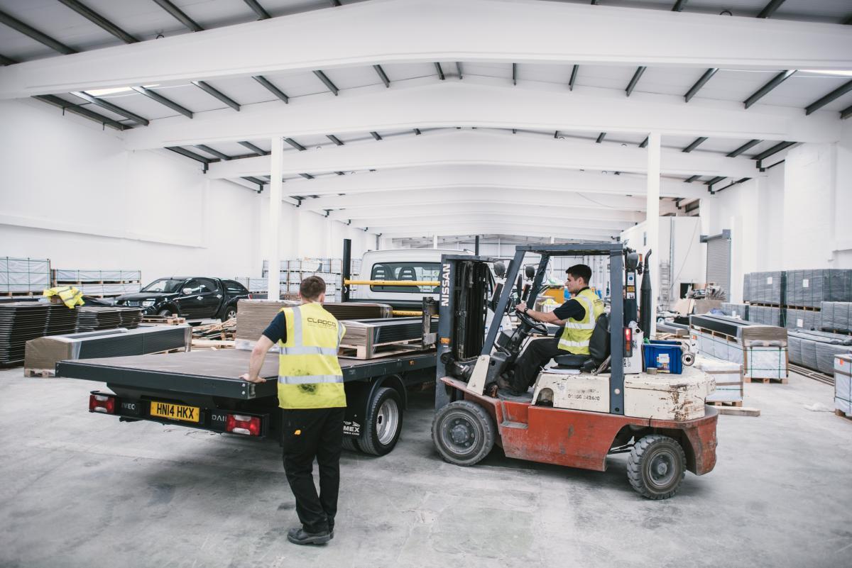 Warehouse Transportation