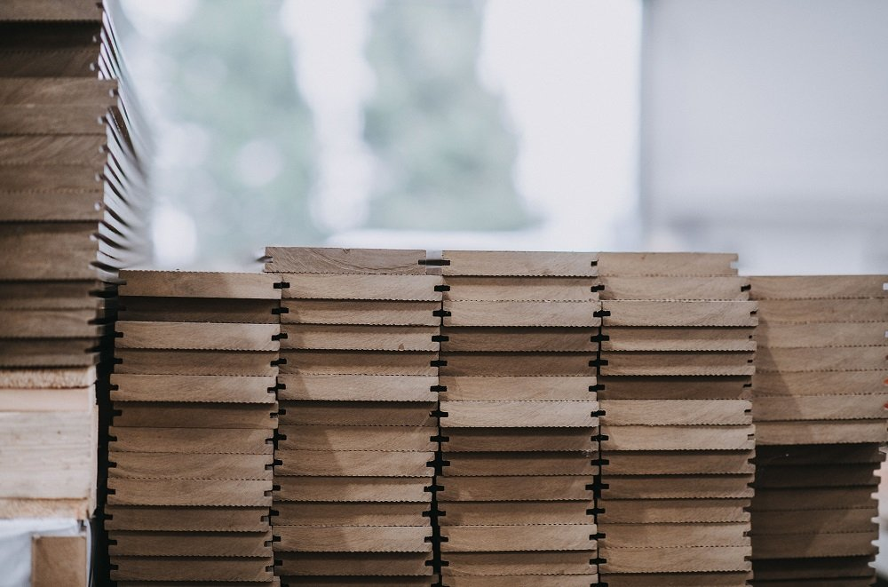 wooden Stacks
