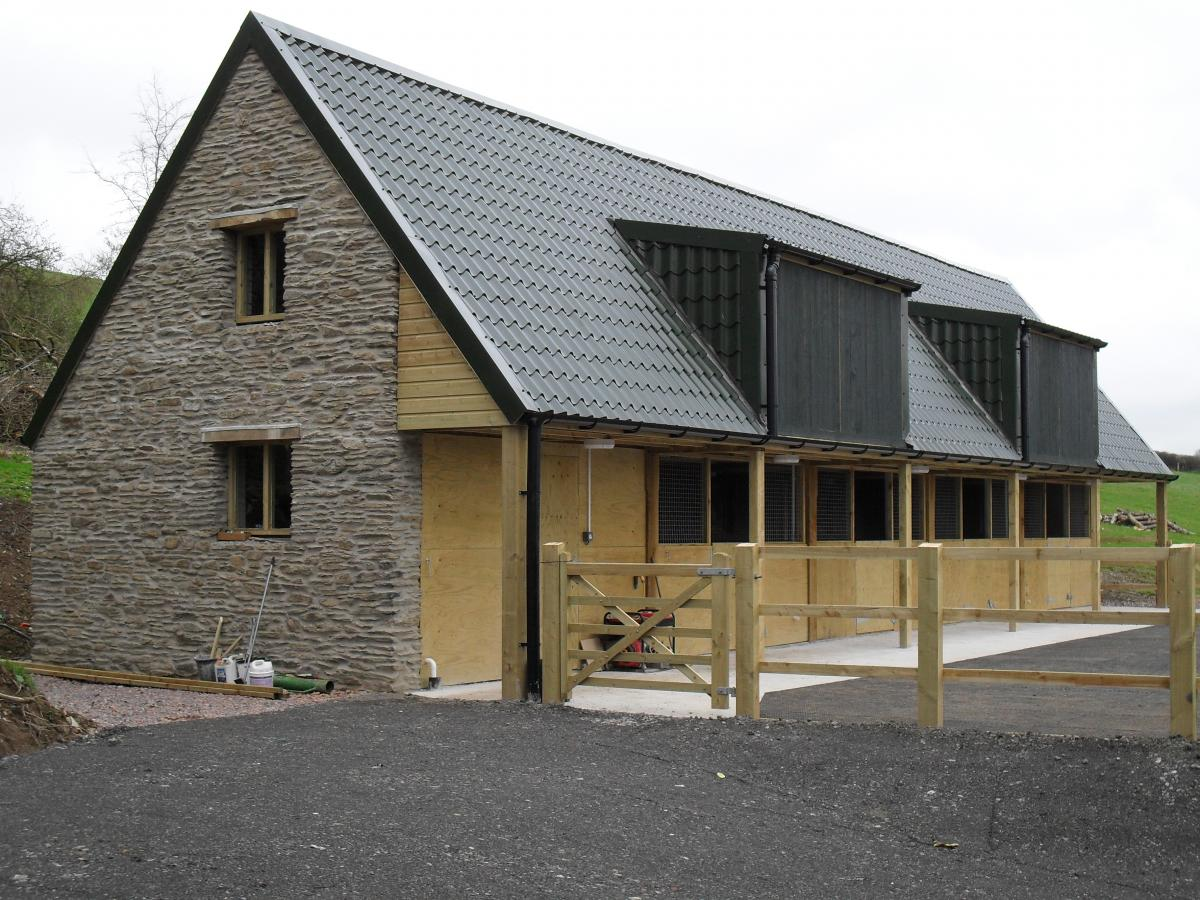 Graphite Grey Roofing Sheets