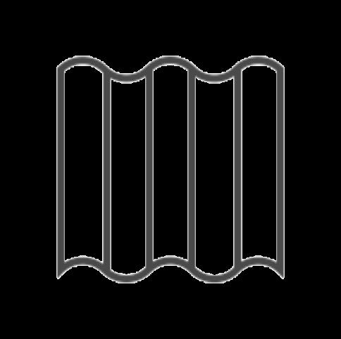 13/3 Corrugated